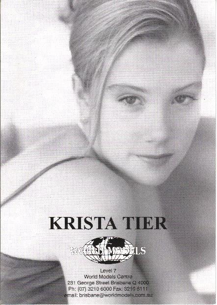 Krista Tier (QLD)